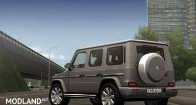 2019 Mercedes-Benz G500 [1.5.9], 3 photo